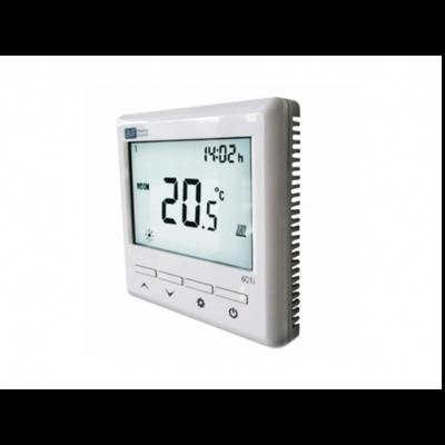Szobatermosztát digitális BVF 601 programozható 5/1/1 napi 4 időciklus