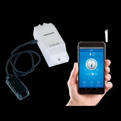 Computherm S300 wifi termosztát vezetékes hőérzékelővel