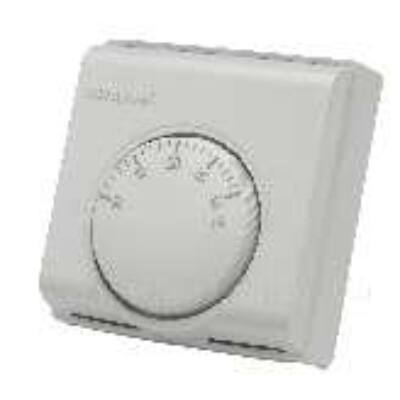 Szobatermosztát analóg SPDT, 10-30°C (3A) T6360A1079