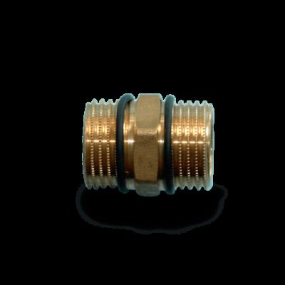 Közcsavar tömítésekkel MF06 1* ( Computherm osztó-gyűjtő szerelvény )