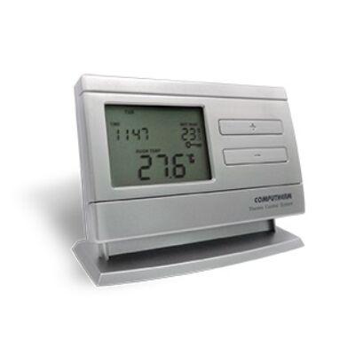 Szobatermosztát digitális HETI programozható rádiófrekvenciás Q8 RFTX (1 db adó)