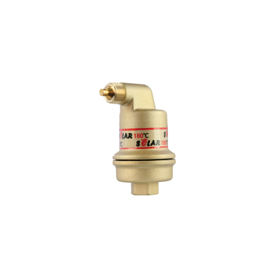 BRH gyorslégtelenítő, 3/4* szolár rendszerhez (Tmax=180°C)