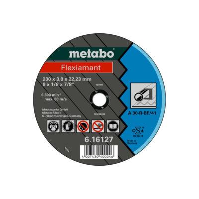 Flexiamant 125x2,5x22,23 acél, TF 42 (616310000)