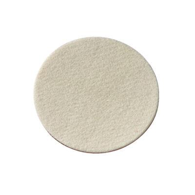 Tépőzáras polírozó filc, puha, 130x5 mm (624964000)