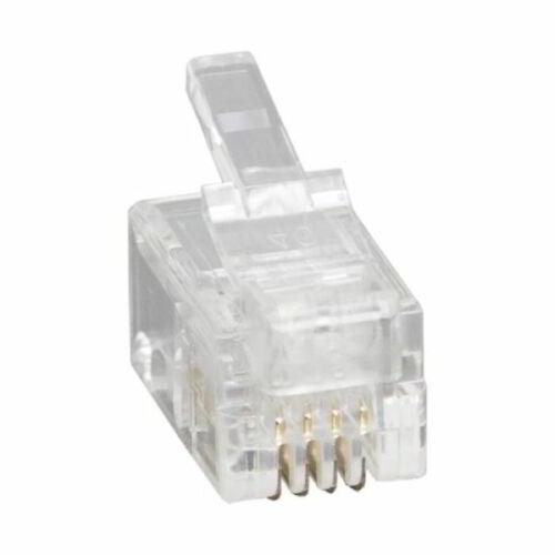 Moduláris dugó telefon 4P4C