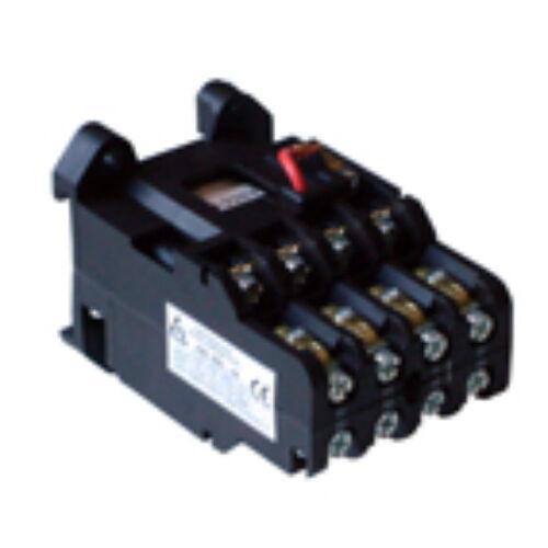 Mágneskapcsoló GANZ KK DIL00-52(D) 24VAC 230V 50/60 Hz (2,2/4 kW/400 V)
