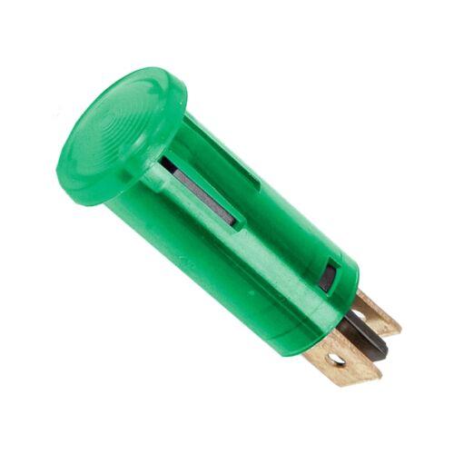 Kontrollámpa beépíthető 230V zöld (07920ZO)