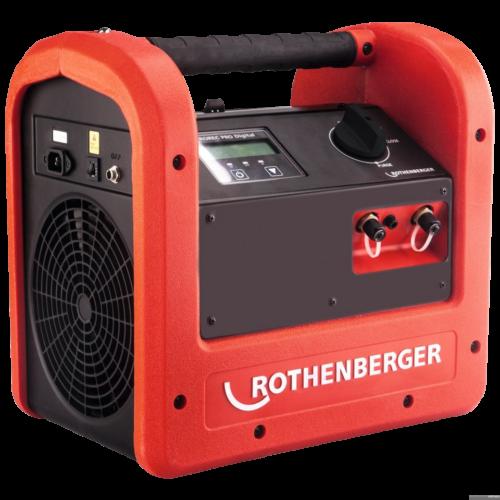 Hűtőközeg lefejtő ROTHENBERGER ROREC PRO DIGITAL (R32-höz is) 15000002637