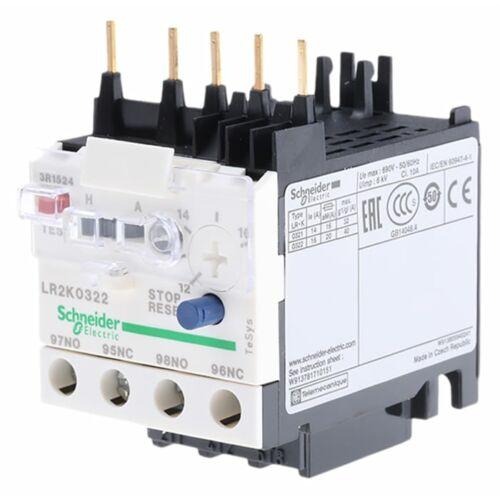 Hőkioldó SCHNEIDER ELECTRIC TESYS LR2K0322 12-16 A