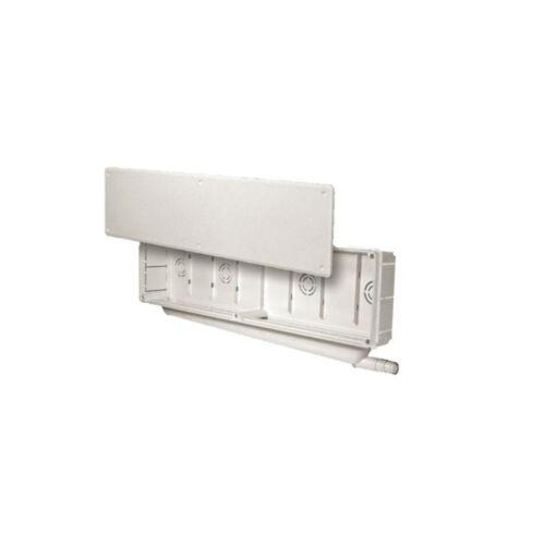 Klímabox Cybercon Dual kétoldali cseppvíz elvezetővel 390 x 100 x 50 mm ( CYBERBOX ) (kondenzvíz)