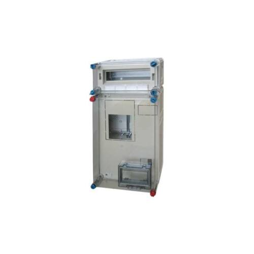 HB3012F-E Hensel Basic 1F v. 3F mérőóra szekrény + elmenő EON