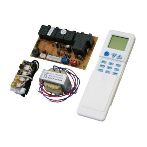 Univerzális klímatávirányító + panel készlet ON-OFF készülékhez 11132199R Tecnosystemi