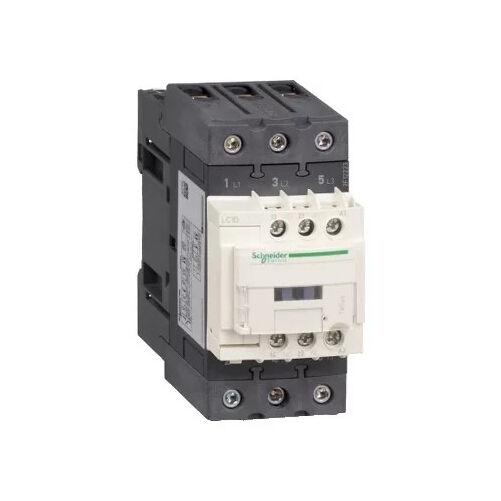 SCHNEIDER ELECTRIC TESYS LC1D40AP7 230 V AC 50/60Hz (22kW/400V) Mágneskapcsoló