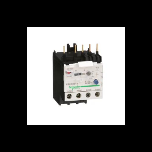SCHNEIDER ELECTRIC TESYS LR2K0314 5,5 - 8 A Hőkioldó