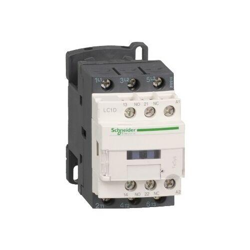 SCHNEIDER ELECTRIC TESYS LC1D25P7 230 V AC 50/60 Hz (11kW/400V) Mágneskapcsoló