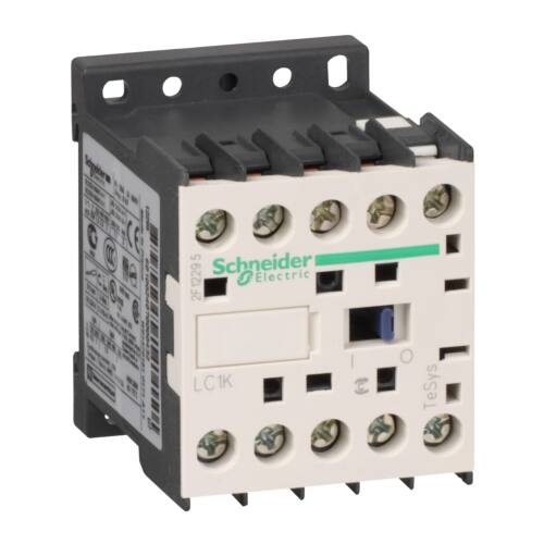 SCHNEIDER ELECTRIC TESYS LC1K1601P7 230 V AC 50/60Hz(7,5kW 1nyitó) Mágneskapcsoló