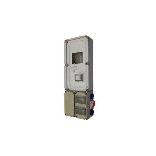 PVT 3060 FO2x6 ÁK-D 3F szekrény+ kábelfogadó+elmenő