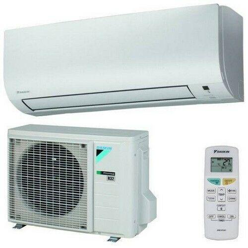 DAIKIN Sensira FTXF25C + RXF25C 2,5 kW mono oldalfali klíma szett