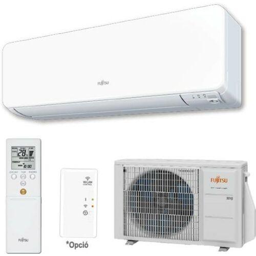 Fujitsu Design ASYG 14 KGTB / AOYG 14 KGCA 4,2 kW mono oldalfali klíma szett