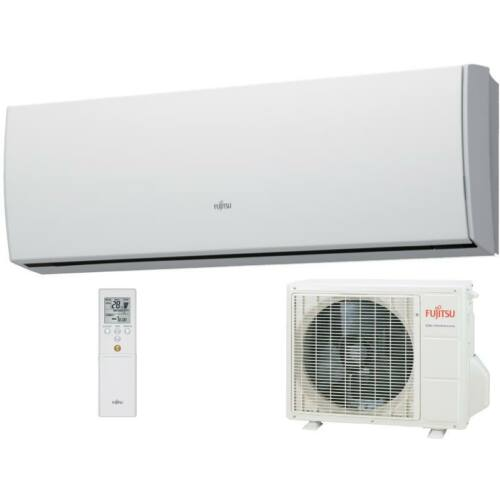 Fujitsu Slim Design ASYG-12LUCA / AOYG-12LUC 3,5 kW mono oldalfali klíma szett