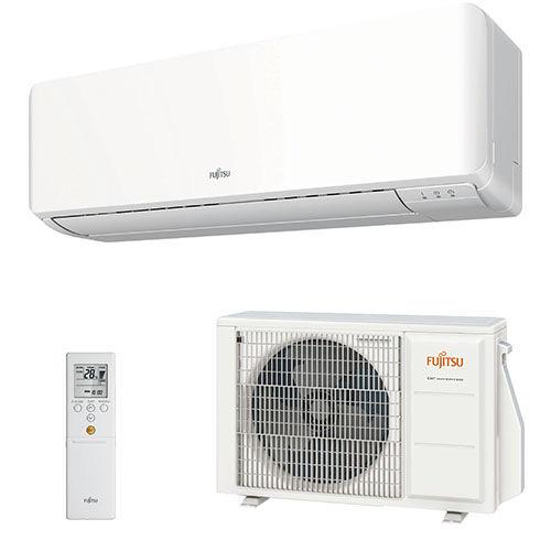 Fujitsu Standard 2020 ASYG14KMCC / AOYG14KMCC 4,2 kW mono oldalfali klíma szett