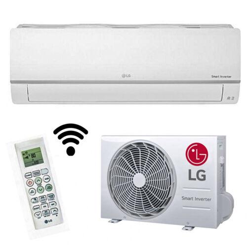 LG SILENCE PLUS PC24SQ 6,6 kW mono oldalfali klíma szett