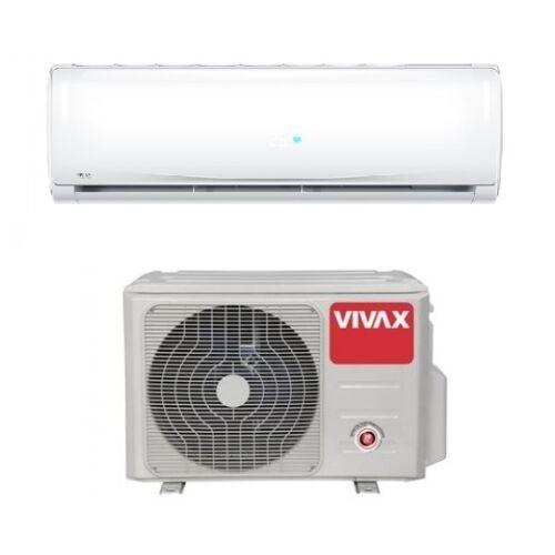 Vivax I sorozat ACP-12CH35REII/I / 12CH35REII/O 3,5 kW mono oldalfali klíma szett