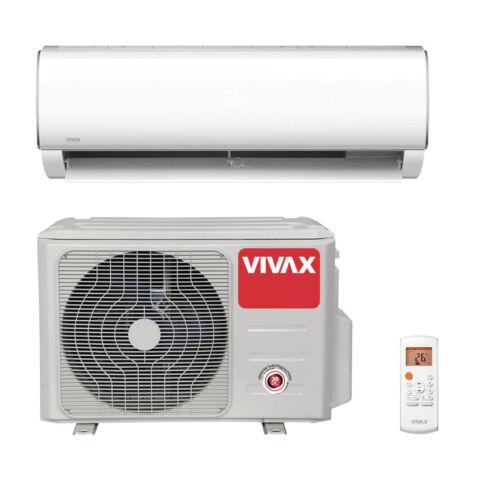 VIVAX COOL ACP-09CH25AEMI/I2s / 09CH25AEMI/O2s 2,5 kW R32 mono oldalfali klíma szett