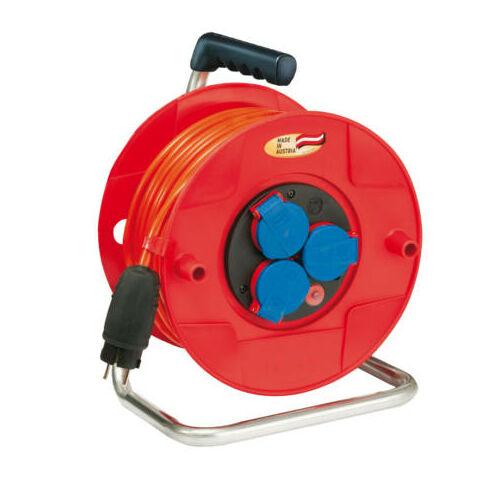 Kábeldob 33 m 3x1,5mm2 gumírozott kábellel IP44 BRENNENSTUHL (1218358769)