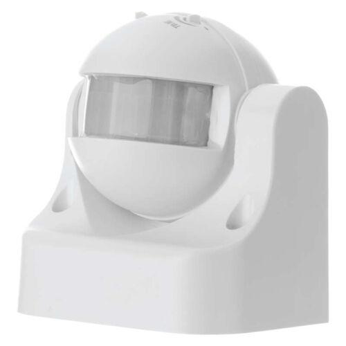 Mozgásérzékelő oldalfali billenthető fehér 180° 1200W (EMOS G1120)
