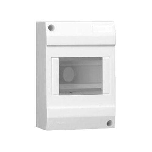 Lakáselosztó falon kívüli ajtó nélküli 1 modulos (400501)