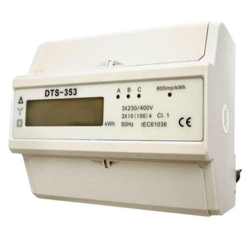 3 fázisú digitális fogyasztásmérő 7mod. 3x45(100A) 3x230V/400V GAO5257H