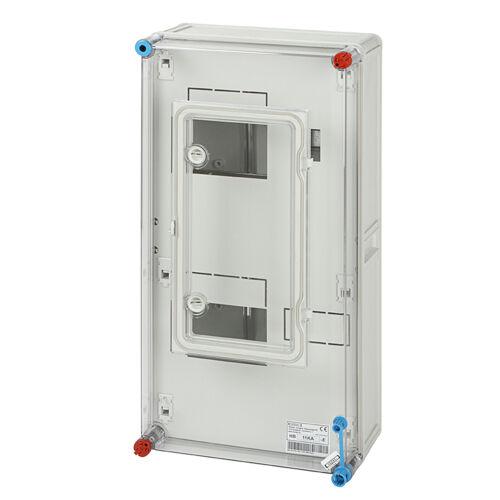 HB11KA Hensel Basic 2x1F+ vezérelt mérőóra szekrény