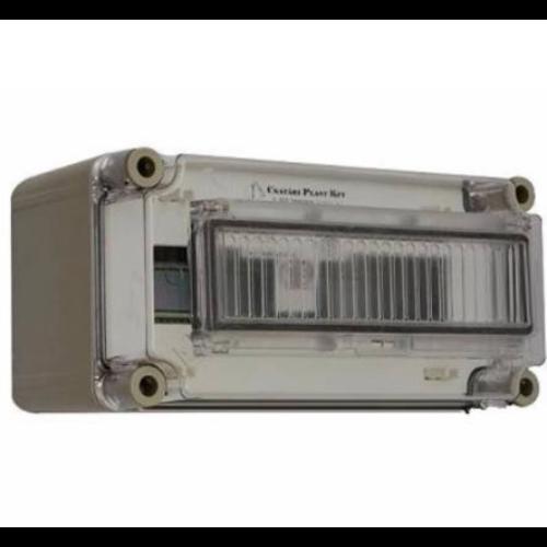 PVT 1530 ÁK 12-ÁF 12 Modulos kismegszakító szekrény 150x300x170