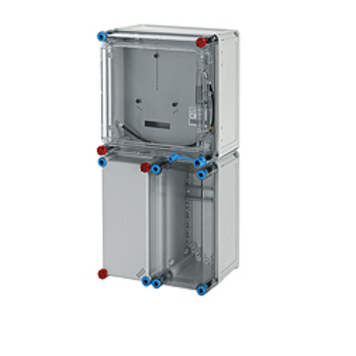 HB1000FF-E Hensel Basic 1F + kábelfogadós mérőóra szekrény