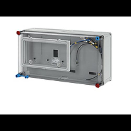 HB11KF-E Hensel Basic 2x1F + vezérelt EON mérőóra szekrény