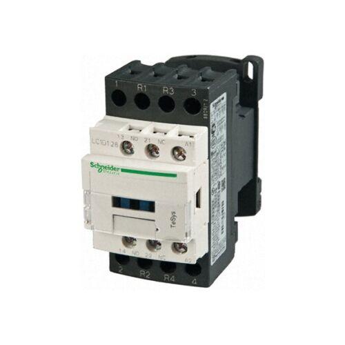 Mágneskapcsoló SCHNEIDER ELECTRIC TESYS LC1D18B7 24 V AC 50/60 Hz (7,5kW/400V)
