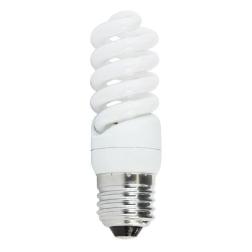 Energiatakarékos izzó spirál 11W/E27/T2 (*Z9613)
