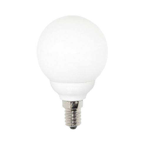 Energiatakarékos izzó gömb 9W/E14 (*Z8903)