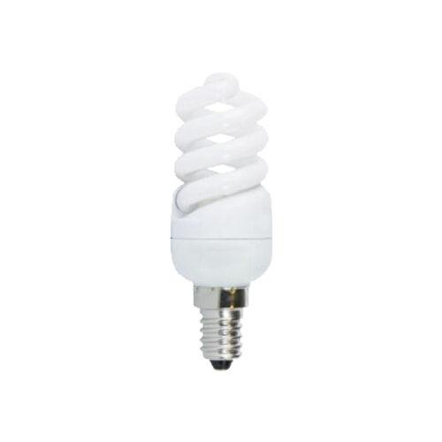 Energiatakarékos izzó spirál 9W/E14/FS (*Z9602)