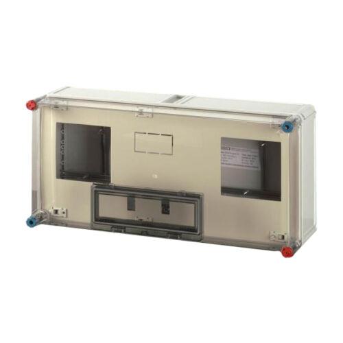 HB11KF Hensel Basic 2x1F + vezérelt mérőóra szekrény