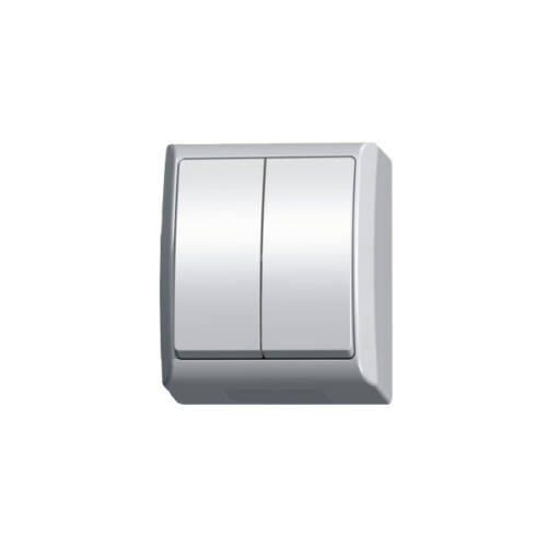 FALA 105 falon kívüli vízmentes csillárkapcsoló IP44 (105002)