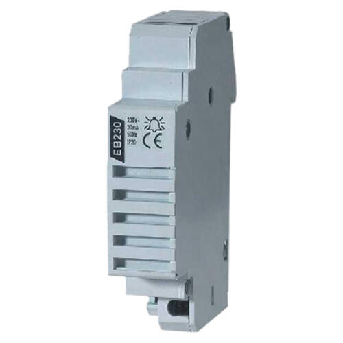 Sínre szerelhető csengő 230V (Kanlux 23261)