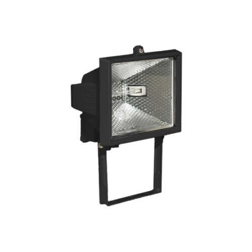 Halogén reflektor 400W IP44 fekete