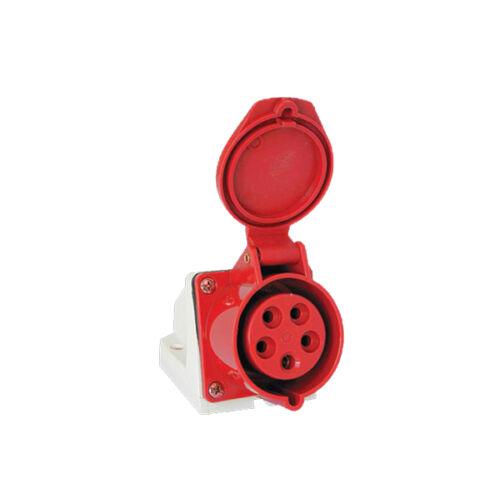 Ipari rögzíthető dugalj DAFR-324 32A 5P (411125)