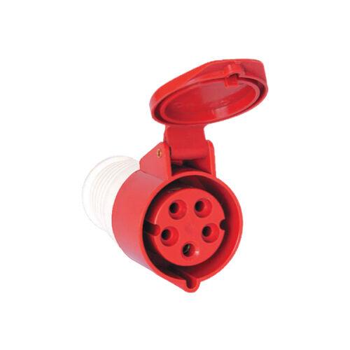 Ipari lengő dugalj DAFH-324 32A 5P (411225)