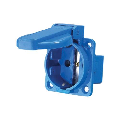 BLUE dugalj 2P+F 230V 16A IP54