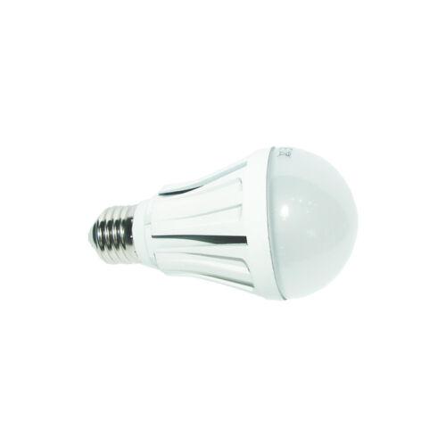 Félgömb E27 7 W SMD LED napfény fehér (4000-4500K) 630Lm (PL3075)