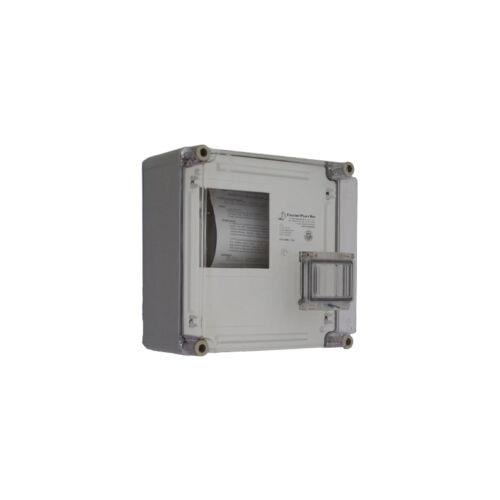 PVT 3030 1Fm 300x300x170 1F fogyasztásmérő óra szekrény