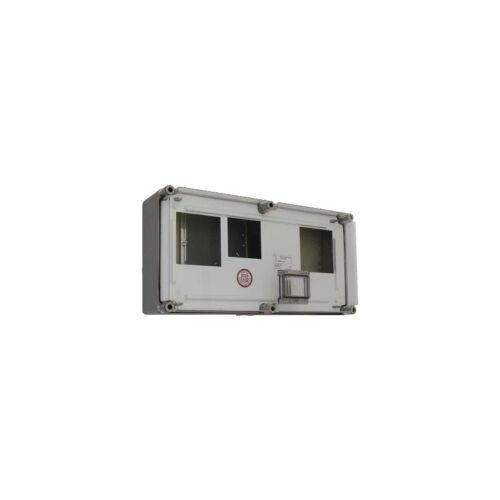PVT 3060 Á-V FM 300x600 2x 1F + vezérelt mérőóra szekrény